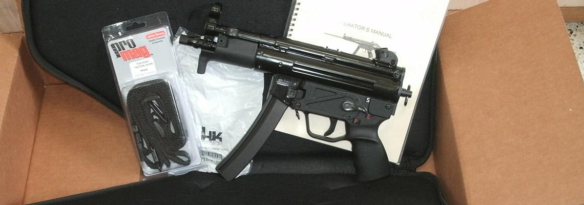 VSR 94K Pistol w/ RCM Barrel & Internals
