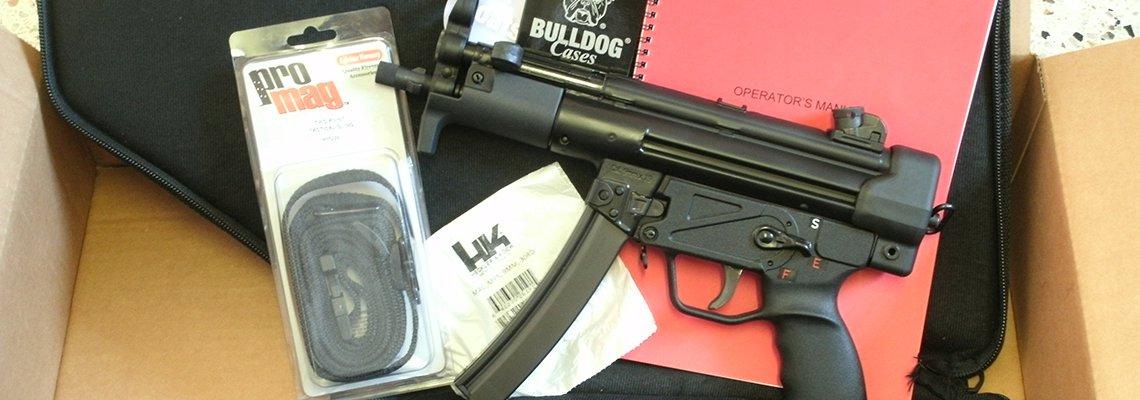 Vector Arms VSR 94 RS PISTOL