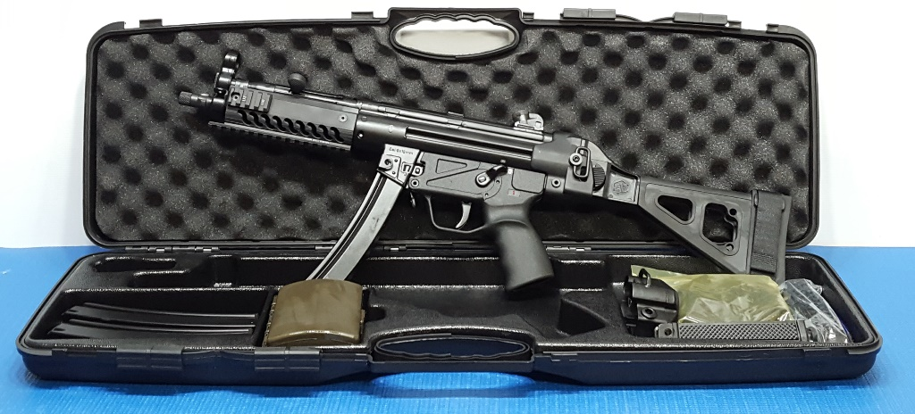 Zenith Z-5RS SB Rail (less bag and assembly)