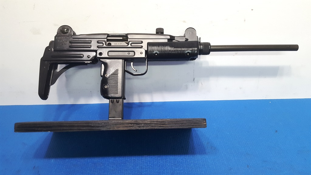 IMI UZI 45 CARBINE PREBAN, EXCELLENT