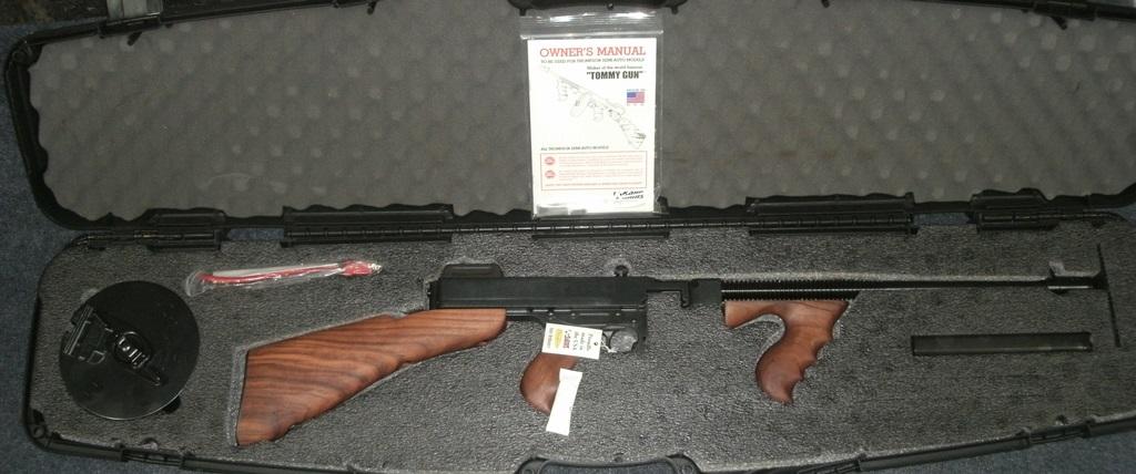 AUTO ORDNANCE 1927A-1 Deluxe 45ACP Semi Auto Rifle