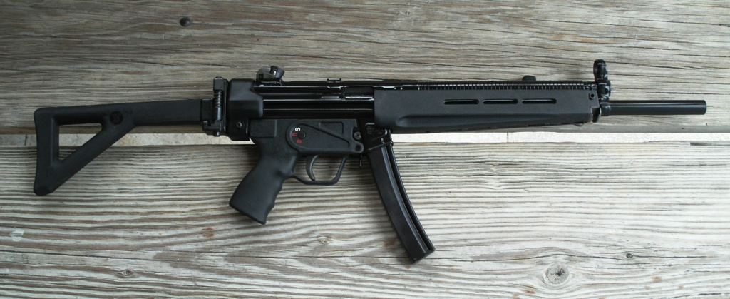 Vector Arms Uzi 9mm Rifle Vector Arms Vke-94l 9mm Rifle