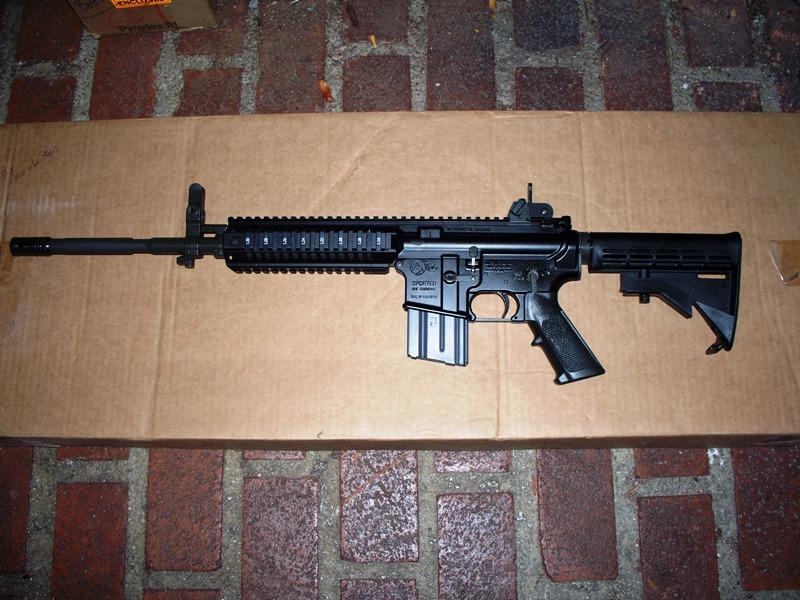 COLT M4 CARBINE 6940 5 56 16inch BLK Quad Rail Rifle