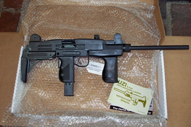 Vector Arms Uzi 9mm Rifle Vector Arms,uzi 9mm or 45