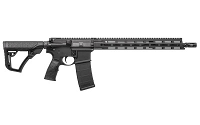 DANIEL DEFENCE M4V7 LW 556NATO 16in 32RD MLOK BLACK RIFLE