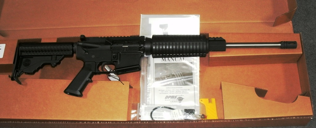 DPMS ORACLE Stainless Steel Barrel  556 Rifle, flat top