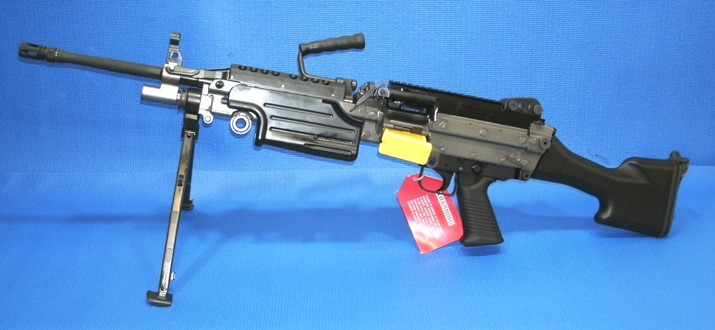 FN M249S 5.56NATO 20.5 BELT FED RIFLE
