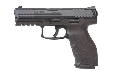 HK VP9 9MM 4.09inch 10RD BL 2 MAGS.