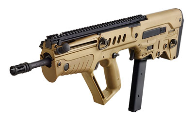 IWI TAVOR X95 9mm 17in Rifle 32rd FDE
