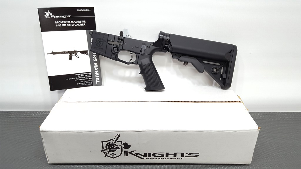 Knights Armament SR-15 MOD 2 lower receiver