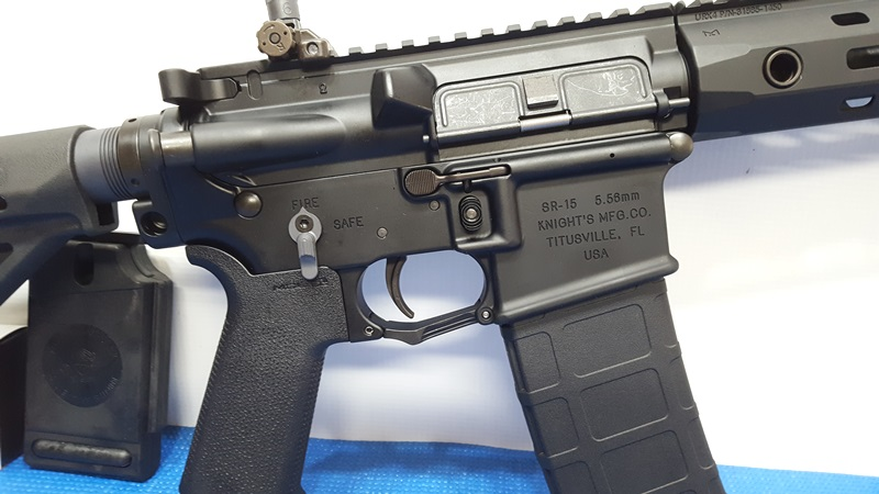 Knights Armament SR-15 Mod 2 M-LOK Rifle