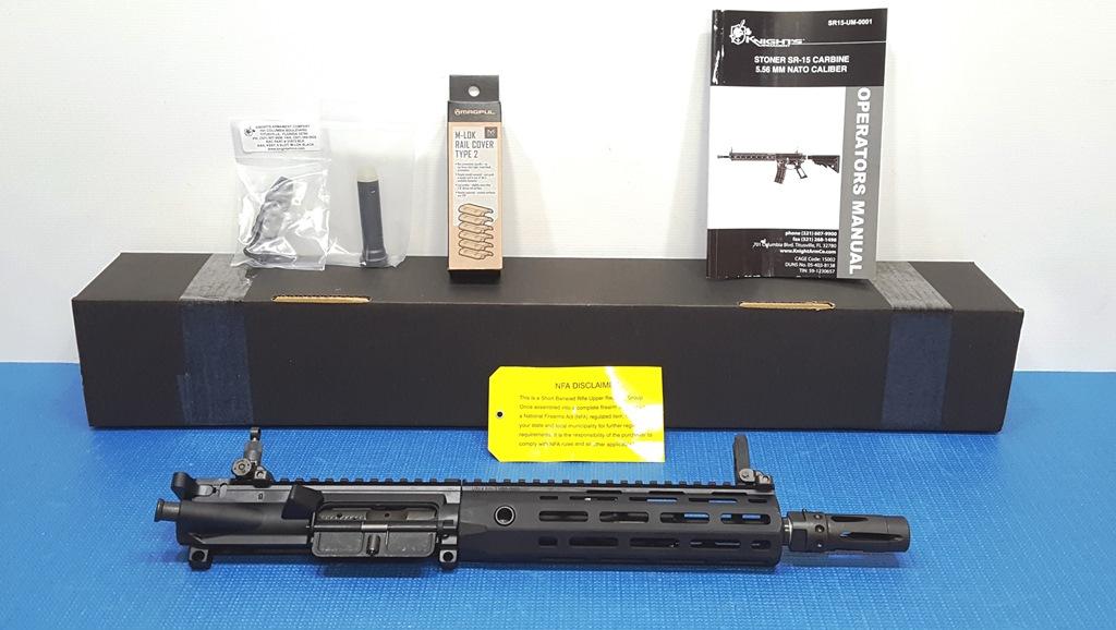 Knights Armament SR30 9 5inch Upper Receiver