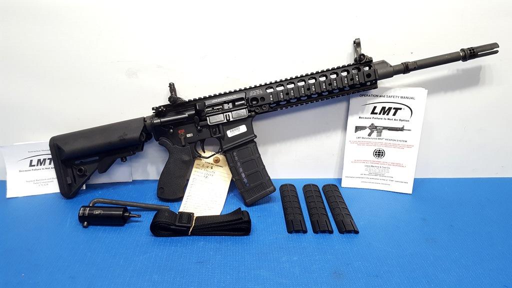 LMT NZ16 5 56mm Rifle