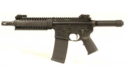 LWRC PSD PISTON DRIVEN PISTOL 556NATO w/ 8inch Barrel
