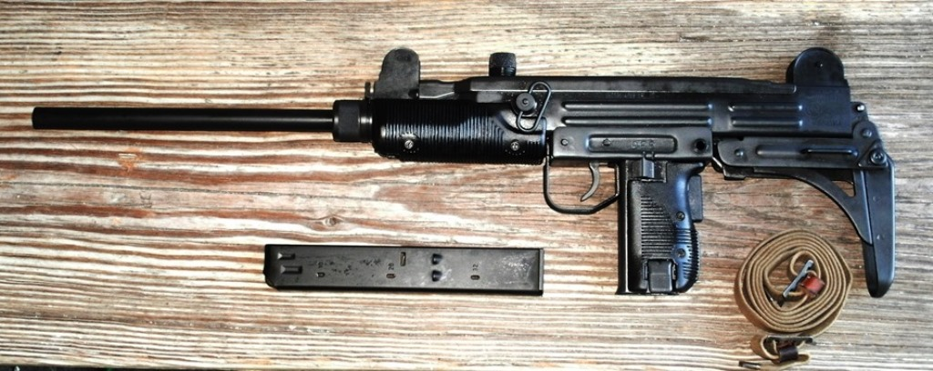 Vector Arms Mp5 Vector Arms Uzi 9mm