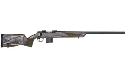 MOSSBERG MVP in 204 Ruger. With a 24inch Fluted Barrel Rifle