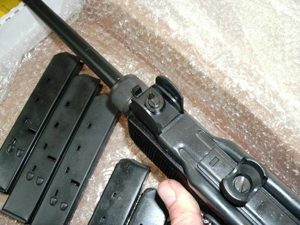 Vector Arms Mp5 Vector Arms Uzi 9mm Carbine