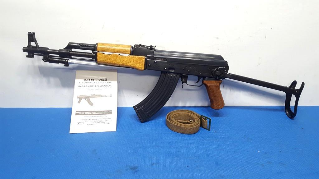 POLYTECH PREBAN AK47 SPIKER , UNDER FOLDING STOCK