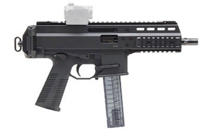 B&T APC9 PISTOL 9MM 7IN BARREL, 30RD BLK