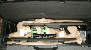 BARRETT 82A1.50BMG 29in. RIFLE KIT,#13317