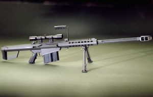BARRETT 82A1 50BMG SEMI 29in RIFLE 10RD