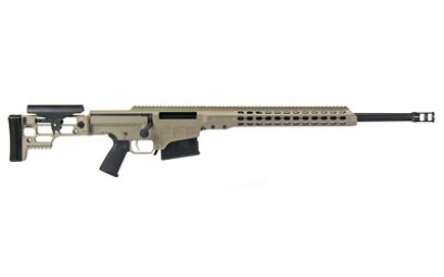 BARRETT MRAD 6.5CREED 24in FDE FLT