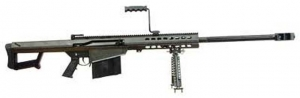 Barrett 82a1 #13315 .416 cal. 29inch barrel Rifle