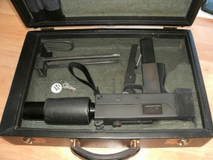 mac 10 operational briefcase