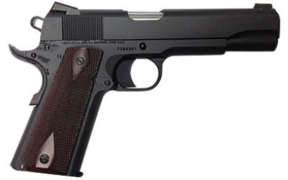 COLT 1911 SERIES 70 GOVT 45ACP BL LEVEL1