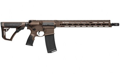 DANIEL DEFENCE M4V7 556NATO 16in 32RD MILPLUS BROWN RIFLE