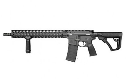 DANIEL DEFENCE V9 556NATO 16IN BLACK RIFLE 32RD