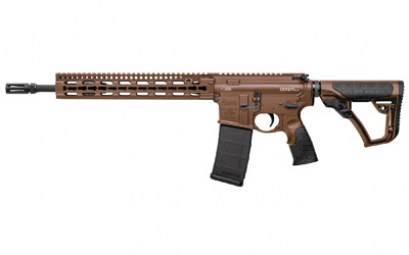 DANIEL DEFENCE M4 V11 556NATO 16IN RIFLE 32RD BROWN