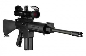DPMS PANTHER LR-308T 308WIN 16inch Heavy Barrel Rifle