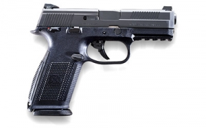 FN FNS 40SW 14RD 4inch Pistol, Black, Poly, FS 3-14rd mags.