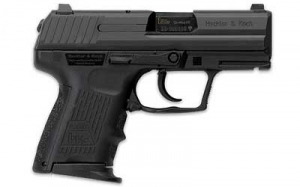 HK P2000SK 9MM 3.26inch Barrel Pistol. Blued,V2 DAO w/10rd mag.