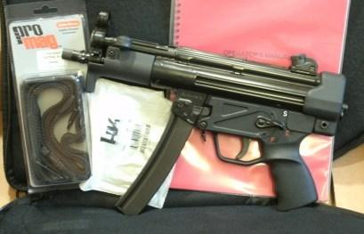 Kellyenterprise / Omega KE-94, KE-94RS and KE-94k, HK MP5