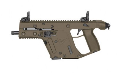 KRISS VECTOR SDP PISTOL 45ACP 5.5in FDE