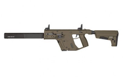 KRISS VECTOR CRB 9MM 16inch Rifle FDE