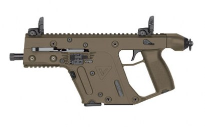 KRISS VECTOR SDP PISTOL 9MM 5.5in FDE