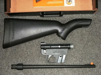 HENRY US SURVIVAL 22LR AUTO BLACK.
