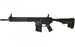 LWRC REPR 762 16inch Piston Driven AR10 Rifle with Quadrail