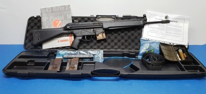 Zenith Z-43 Sport 5.56mm 16inch Rifle