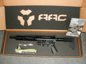 AAC MPW 300BLACKOUT AR15 PISTOL
