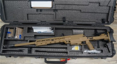 FN BALLISTA 338LAPUA FDE 26inch Bolt Action Rifle