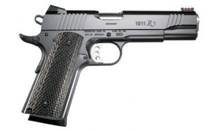 REMINGTON 1911 45ACP 5INCH 8RD BLK ENHANCED.