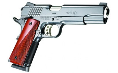 REMINGTON 1911 45ACP 5INCH 8RD BLK CARRY NS