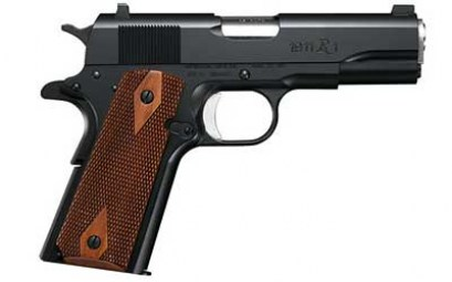 REMINGTON 1911 CMDR 45ACP 4.25INCH 7RD BLK.