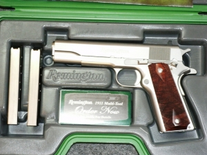 REMINGTOM R1 1911 45ACP 5