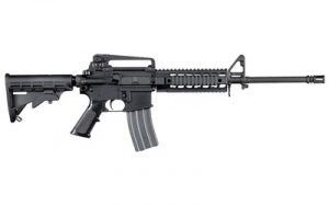 SIG M400 SWAT 556X45, 16inch Barrel Quadrail Rifle with 1-30rd mag.