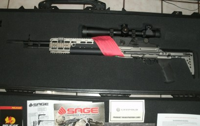 Smith Enterprise USN MK1 Mod 0, 308 RIFLE